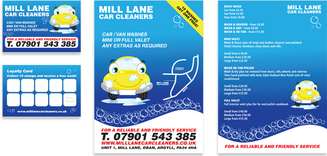 Milllane Car Cleaners